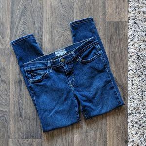 CURRENT/ELLIOTT The Stiletto Skinny Jean Size 30